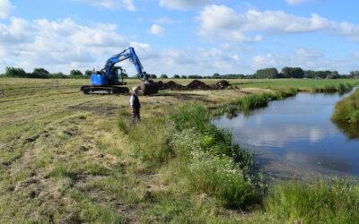 Archeologisch onderzoek naar veenontginningsboerderijen langs de Grechtkade, Zegveld, gemeente Woerden